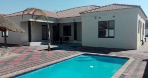 Tholana Park, Phakalane. 5 Bed House for Sale.
