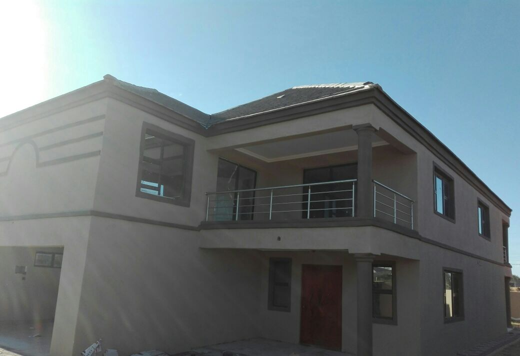Residential house plans in botswana 28 images house for Residential architectural plans for sale