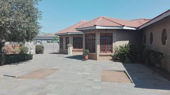 Superb Block 3 4 Bed House For Rent Impact Properties Botswana Complete Home Design Collection Epsylindsey Bellcom