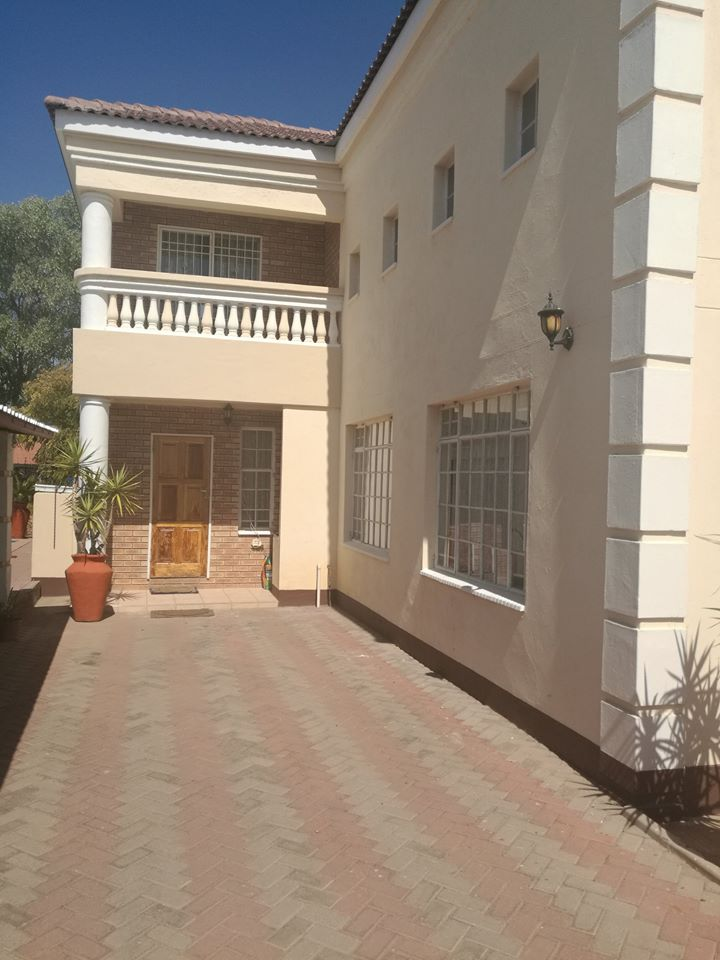 Extension 4 Gaborone House For Sale Impact Properties Botswana