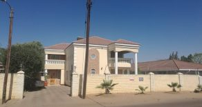 Extension 4, Gaborone. House for sale.