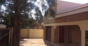 Block 3. Gaborone. House for Rent.