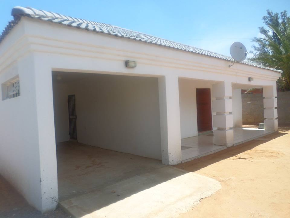 Extension 2. 3 Bed House For Sale.