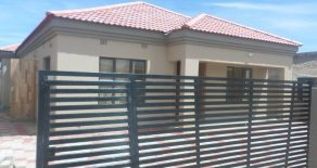 Tsholofelo, Gaborone. 3-Bed House for Sale.