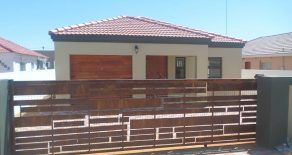 Block 10. 3-Bedroom House for Sale.