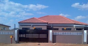 3 Bed House for Rent. Block 7, Gaborone.