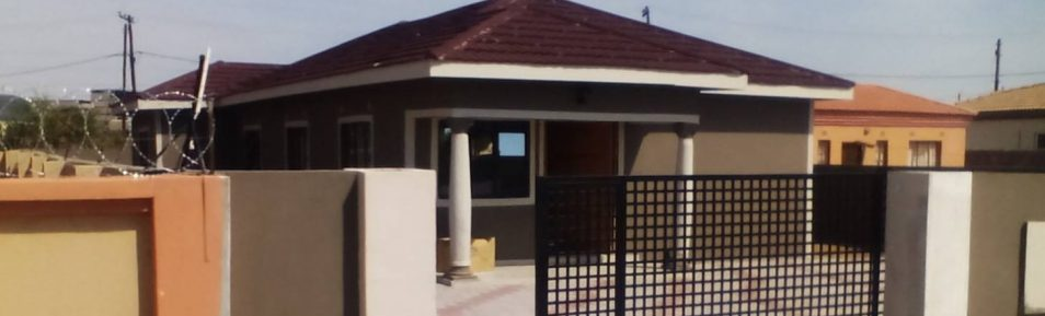 3 Bed House for Sale. Block 10, Gaborone.