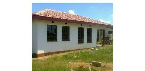 Thamaga. One Bedroom House for Sale. 1,464 m2 Plot.