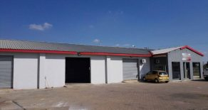 Warehouse For Sale. Gabane Road, Gaborone.