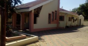 Gaborone West Phase One. 3-Bed House for Rent.
