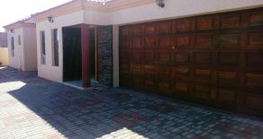Tsholofelo, Gaborone. 4-Bed House for Sale.