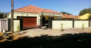 Phakalane, Gaborone. 4-Bedroom House for Sale.