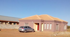 Metsimotlhabe. 2-Bedroom House for Sale.