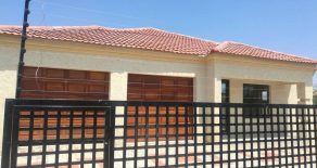 Tsholofelo East. 4-Bed House for Sale.