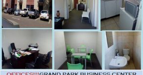 Block 5. Serviced Offices to Rent.