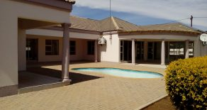 Tlokweng. 4-Bed House for Rent.