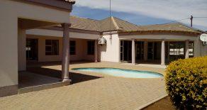 Tlokweng. 4-Bed House for Rent.