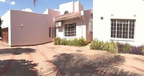 BLOCK 8. 4- Bedroom House. For Sale.