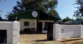 Gaborone-Block 9. 3-Bed House for Sale.