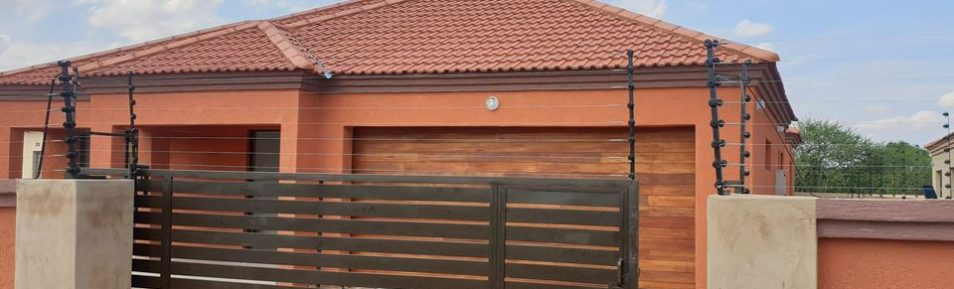 Gaborone.Tsholofelo East. 3-Bed House for Sale.