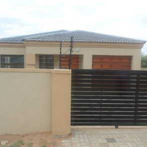 Tsholefelo, Gaborone. 3-Bed House for Sale.