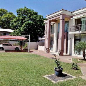 Village. Gaborone. 2-Bed Furnished Town House for Rent.
